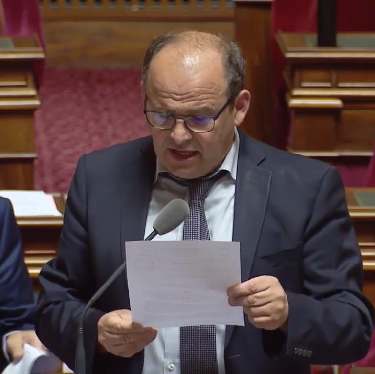 Jean-Claude Tissot / projet de loi egalim